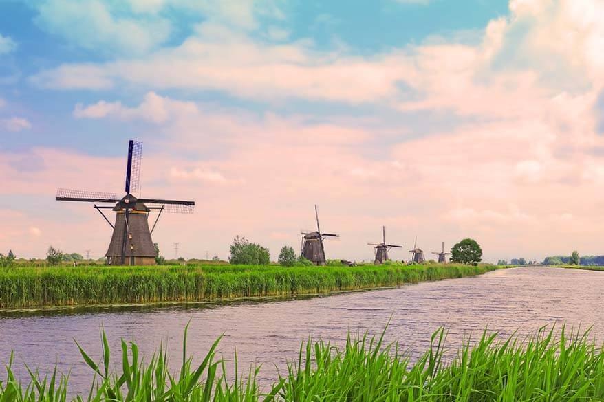 First-timer's Guide to Kinderdijk Windmills in the Netherlands