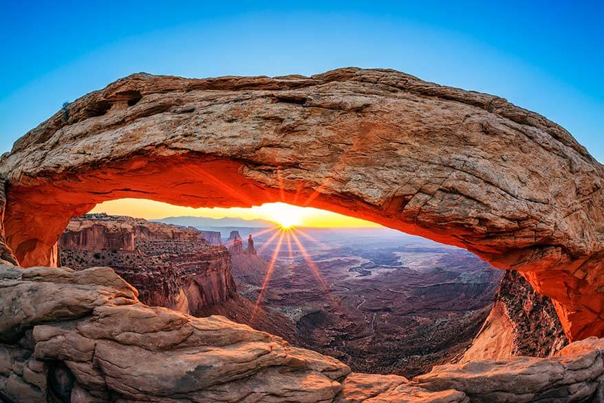 How to Visit Mesa Arch – Best Hike in Canyonlands NP