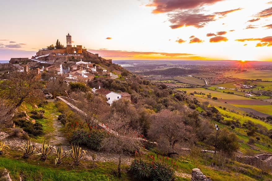 Monsaraz - one of the nicest small towns of Portugal