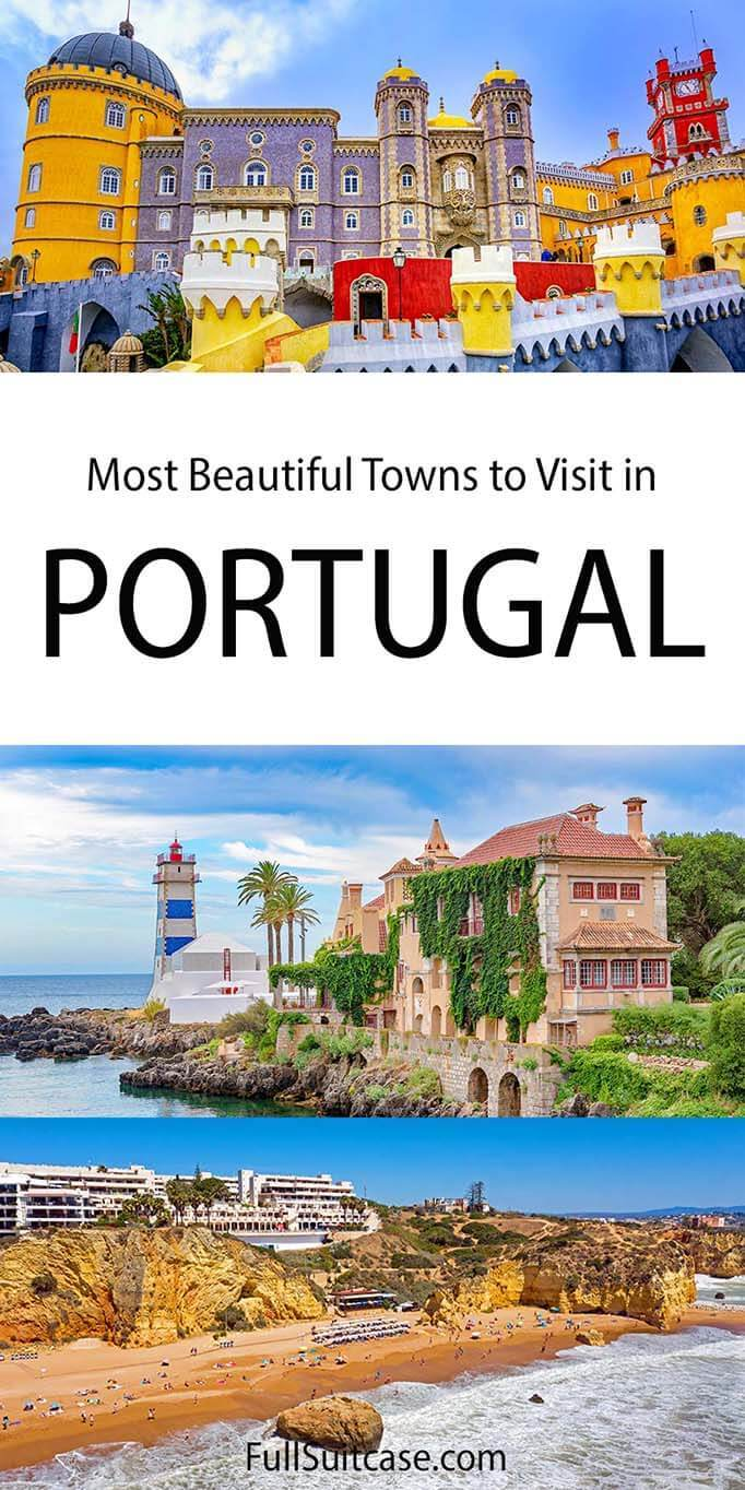 Most beautiful towns in Portugal
