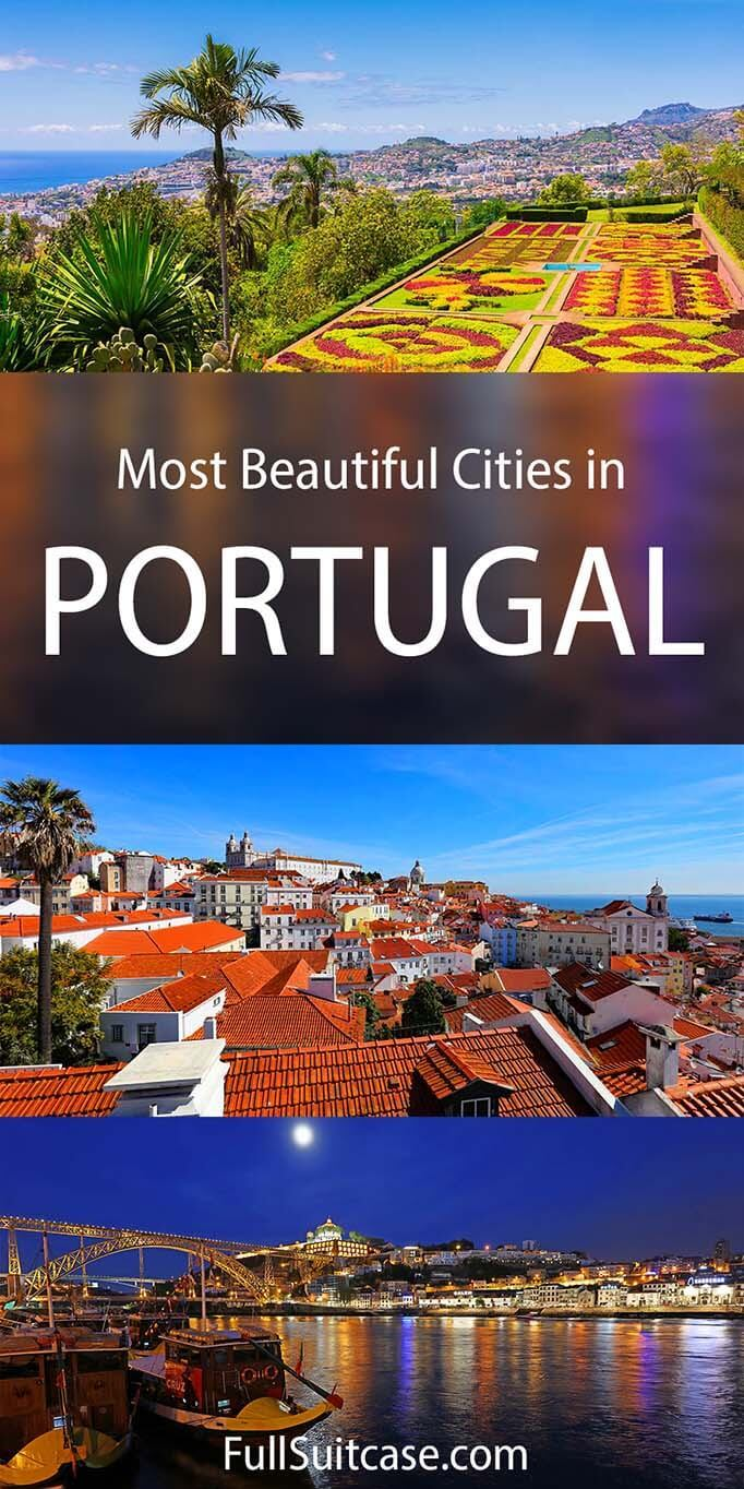 Portugal cities and towns for your bucket list