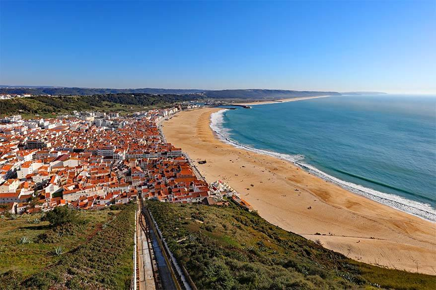 Portugal towns - Nazare