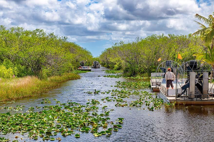 Where to go in November - Everglades National Park