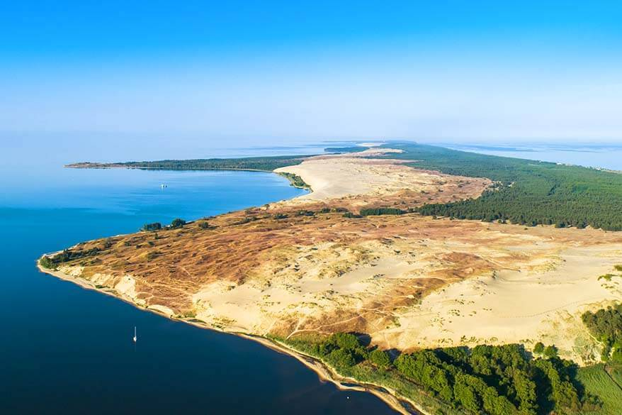 Curonian Spit, Lithuania: Things to Do, Map & Tips