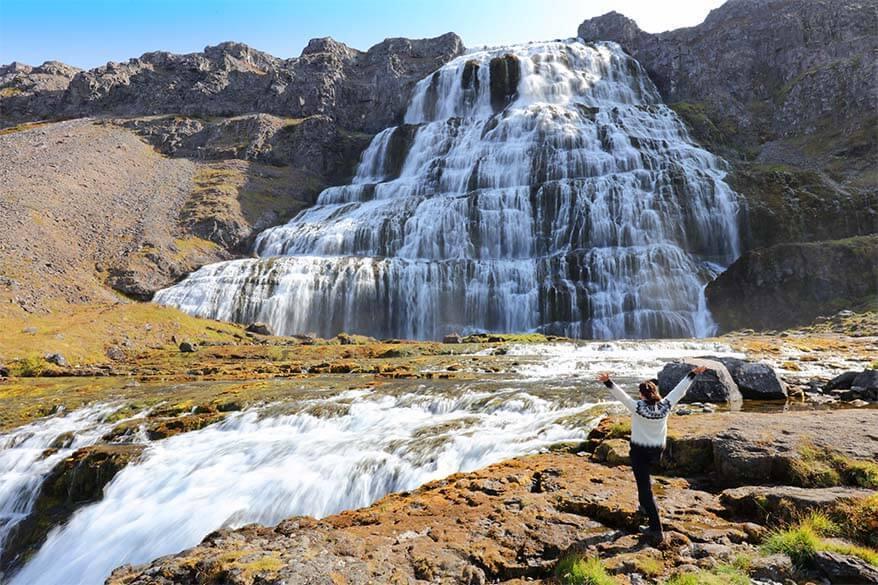 Dynjandi: How to Visit Iceland's Most Beautiful Waterfall