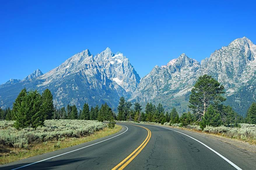 Grand Teton and Yellowstone tours