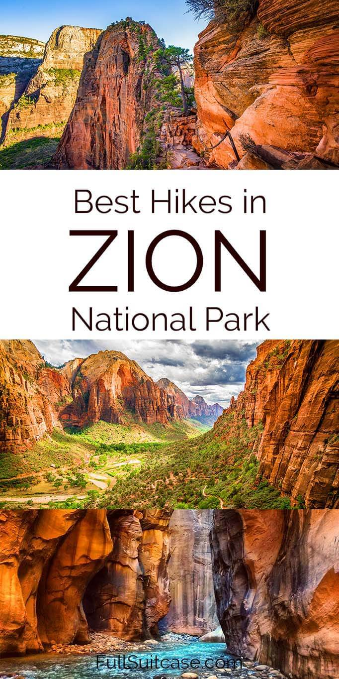 Guide to Hiking in Zion National Park