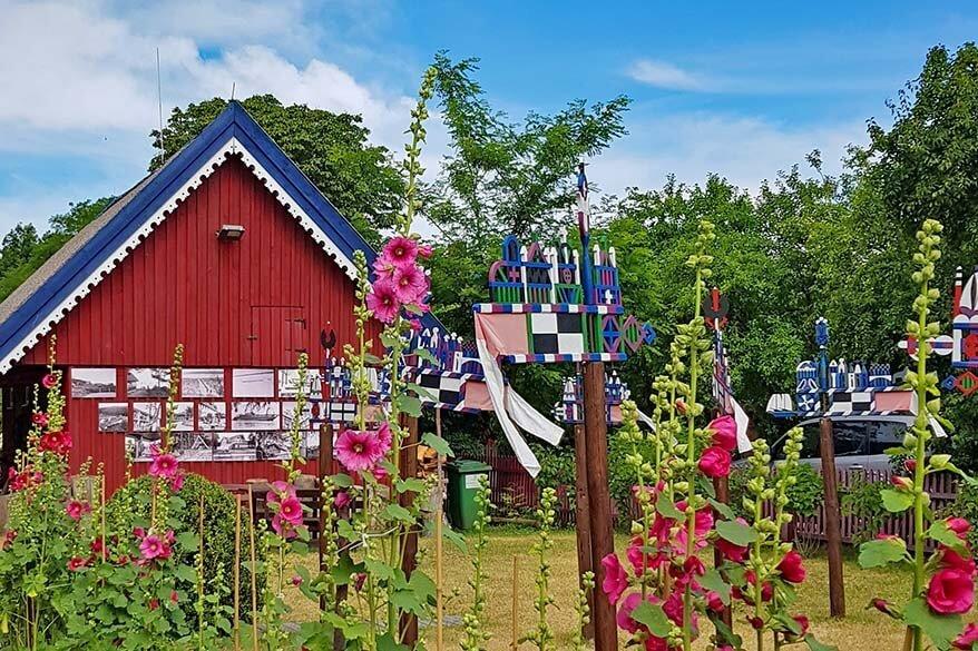 Nida Fisherman's Ethnographic Homestead