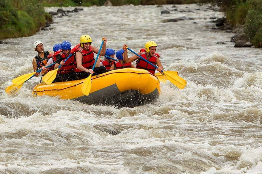 Rafting tours Yellowstone