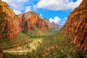 West Rim Trail Zion