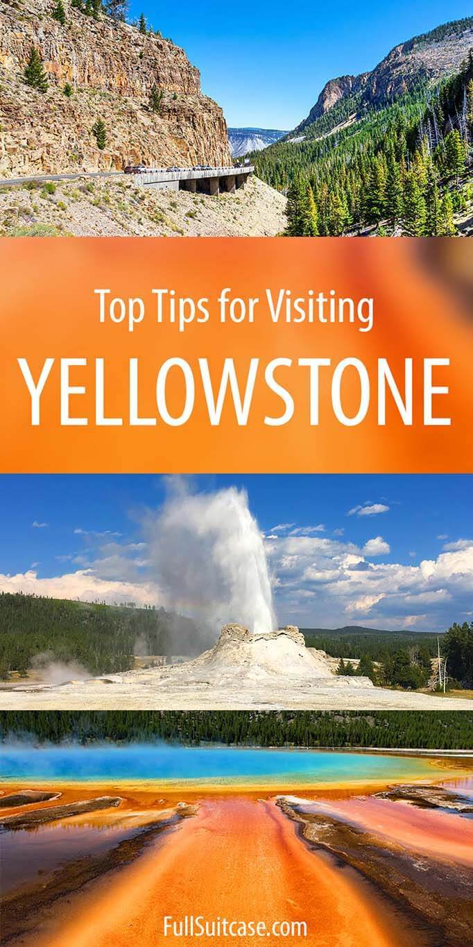 Yellowstone Tips