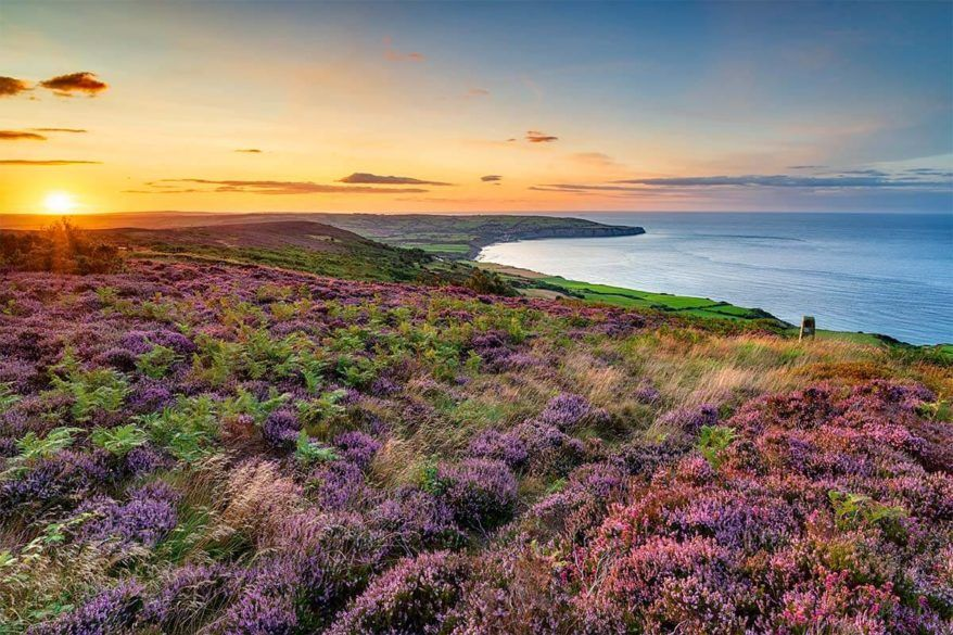 Best day trips and things to do in Yorkshire England