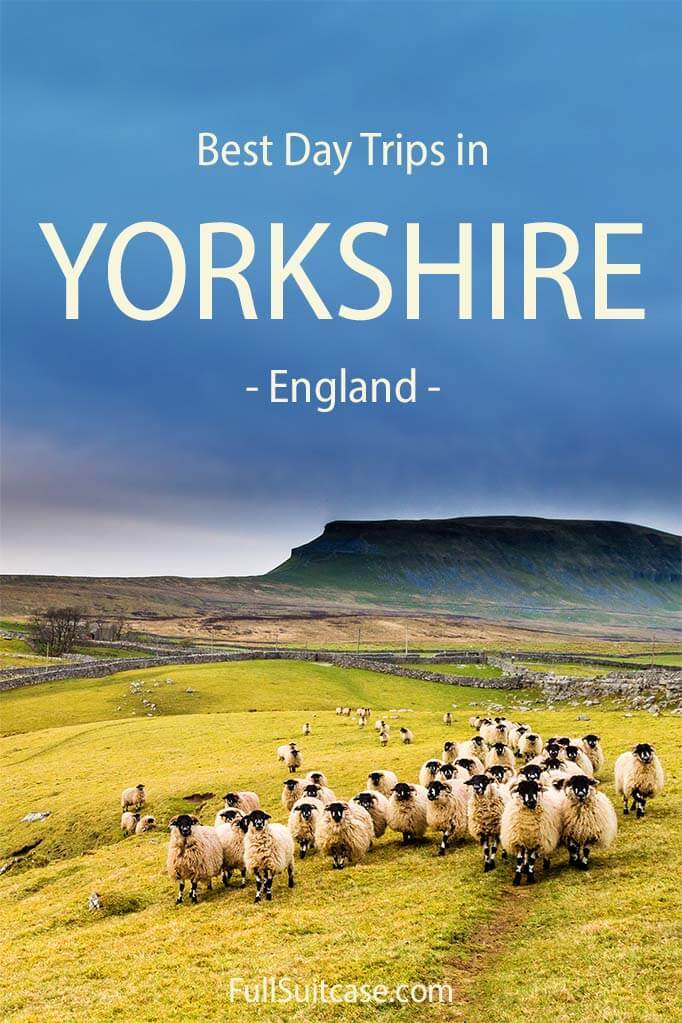 Best day trips from York in Yorkshire, UK