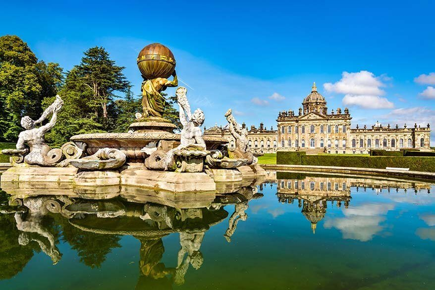 Castle Howard - one of the best day trips from York