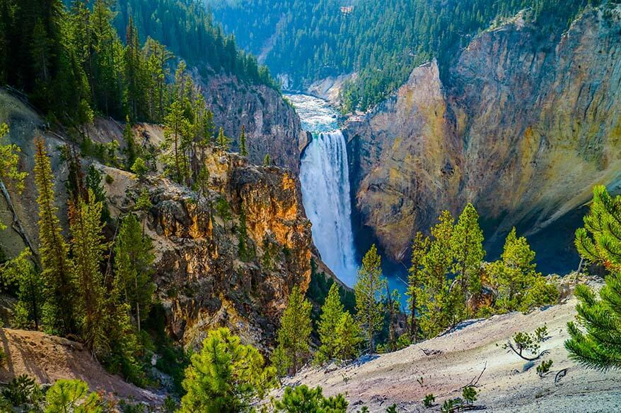 Complete guide to visiting the Grand Canyon of the Yellowstone