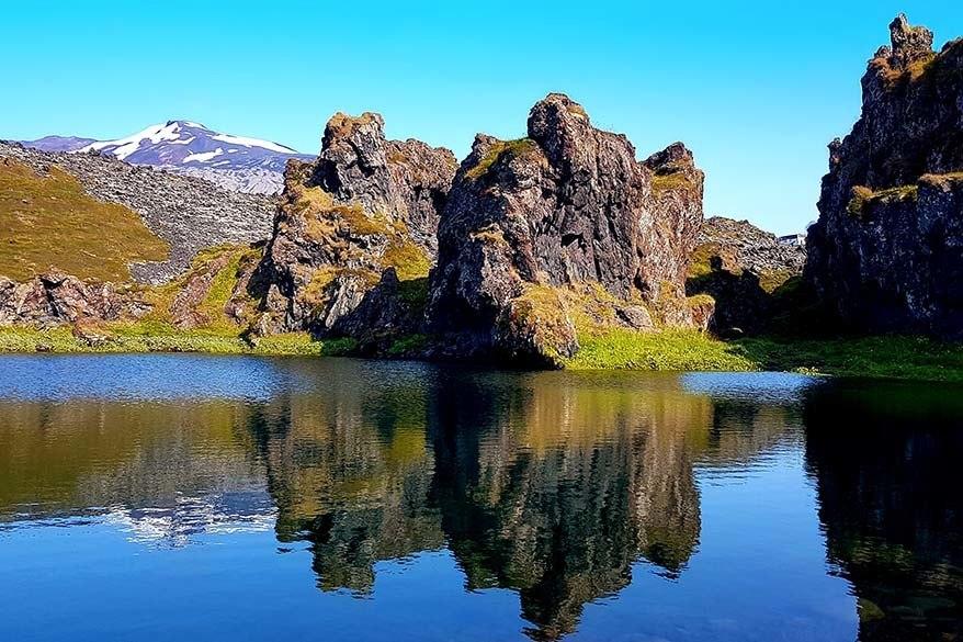 Djupalonssandur in Iceland