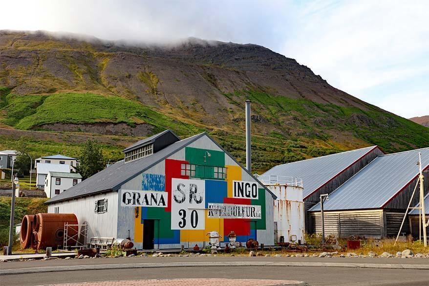 Herring Era Museum in Siglufjordur