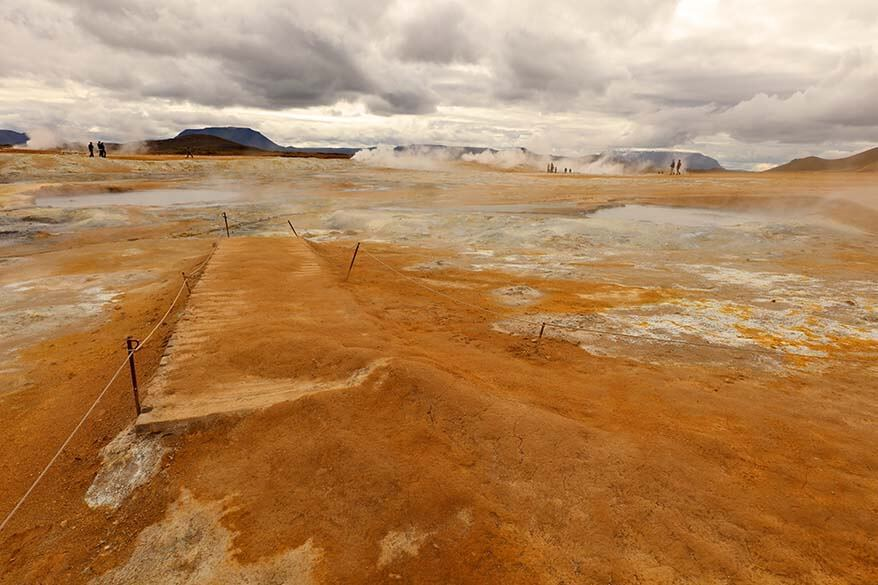 Hverir - one of the best things to do in Myvatn