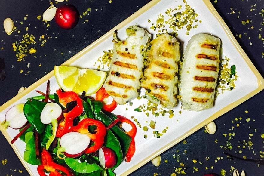Involtini di pesce - Sicily food
