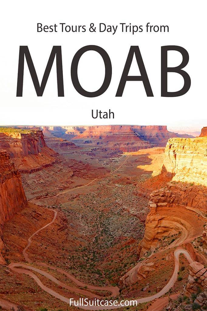 Moab tours