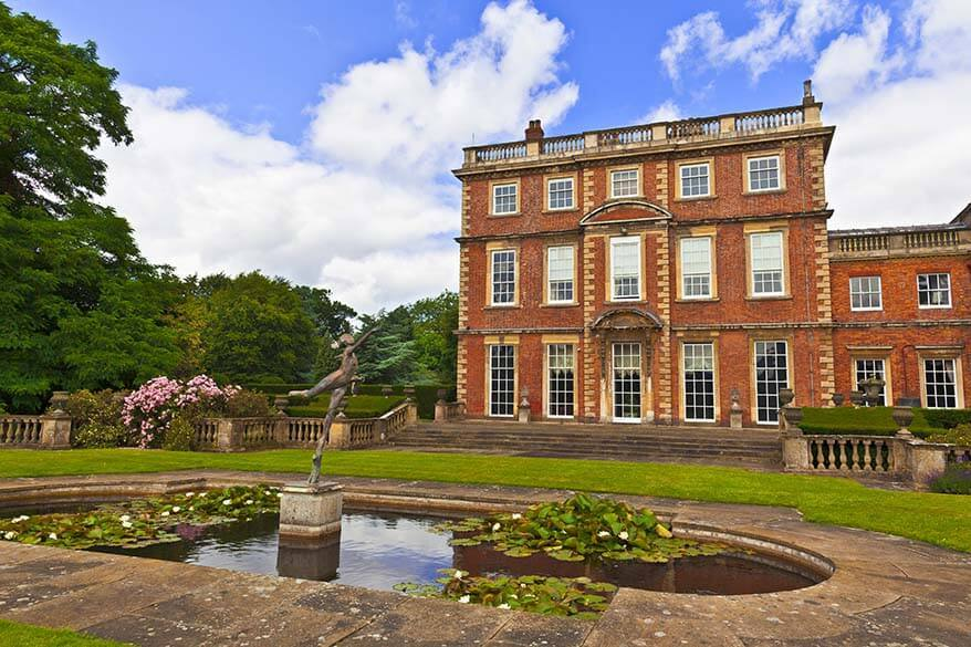 Newby Hall in Yorkshire
