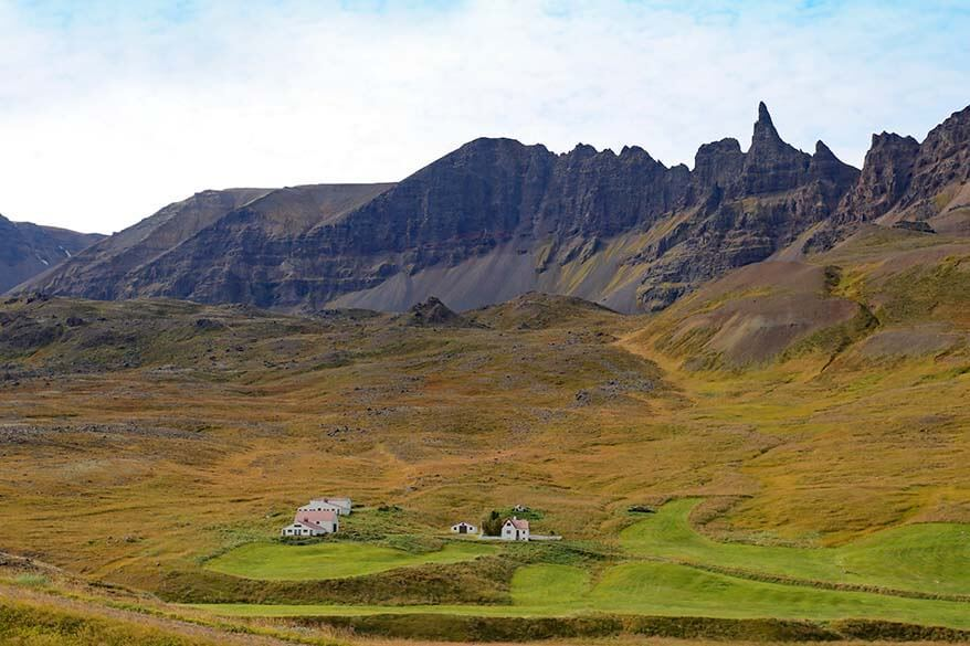 North Iceland itinerary