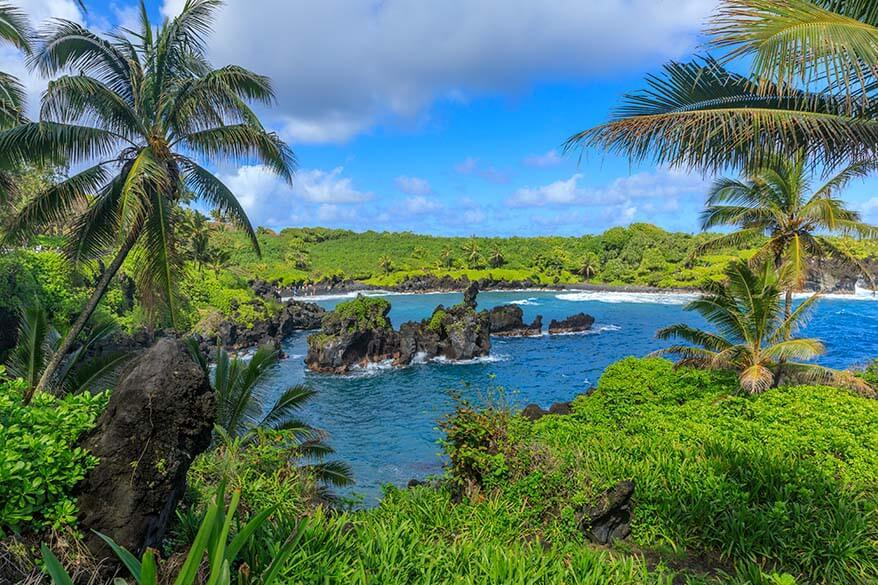 Road to Hana is a must in any Maui itinerary