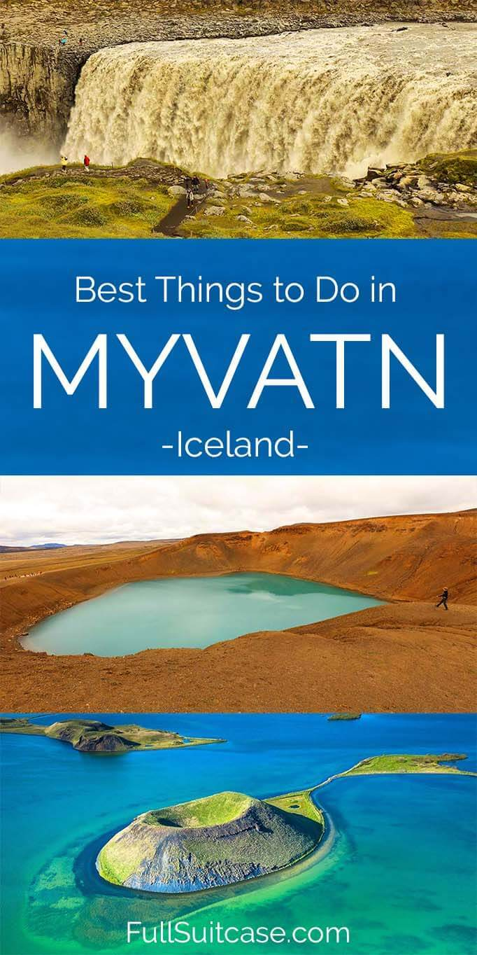 Things to do in Myvatn Iceland