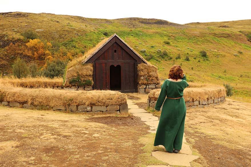 Thjodveldisbaerinn Stong Viking Farm