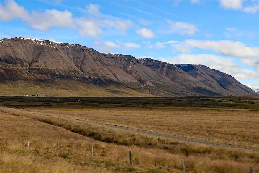 Trollaskagi Peninsula is a great addition to any North Iceland itinerary