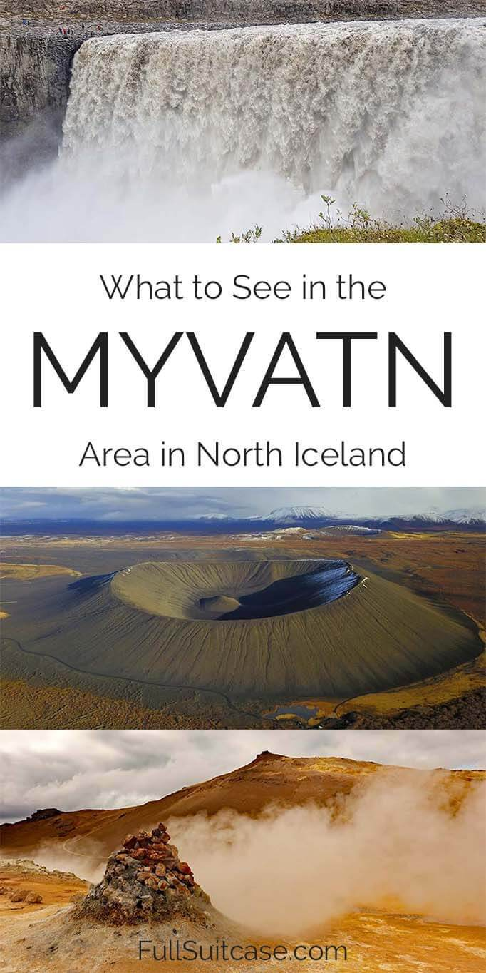 What to see in Myvatn Iceland