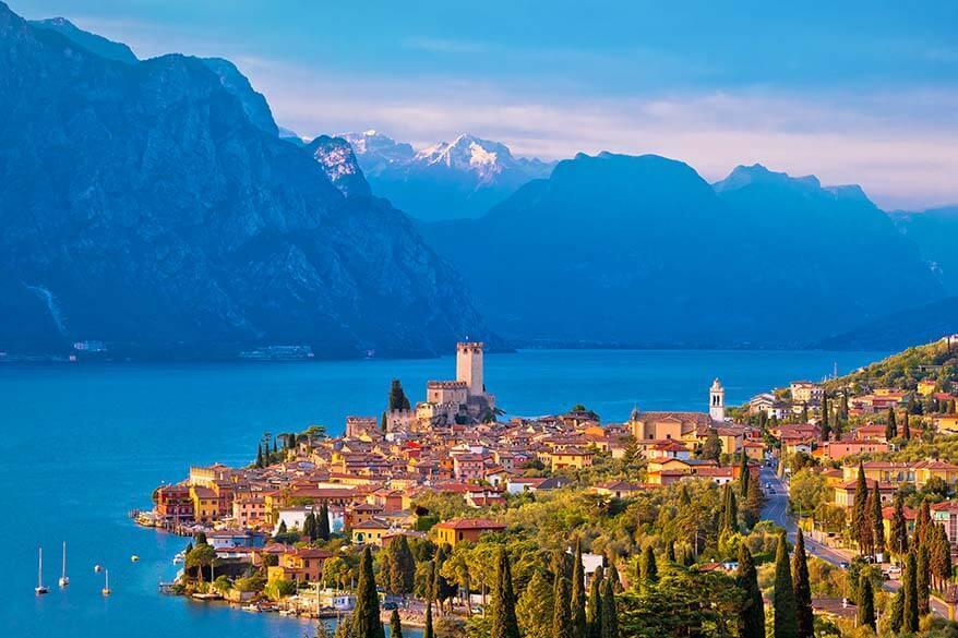 Where to go in Italy - Lake Garda