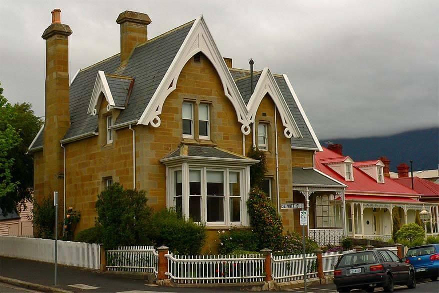 Battery Point, Hobart Tasmania