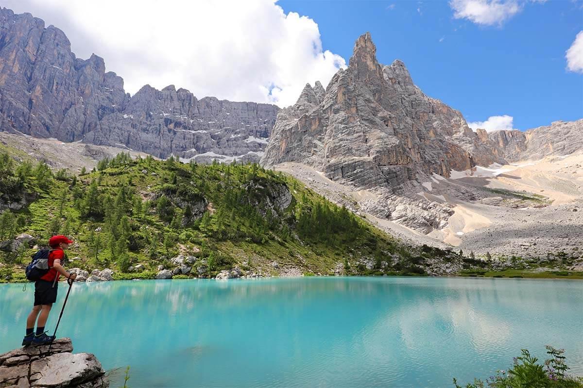 Lake Sorapis Hike: Info, Map & Tips for Better Experience
