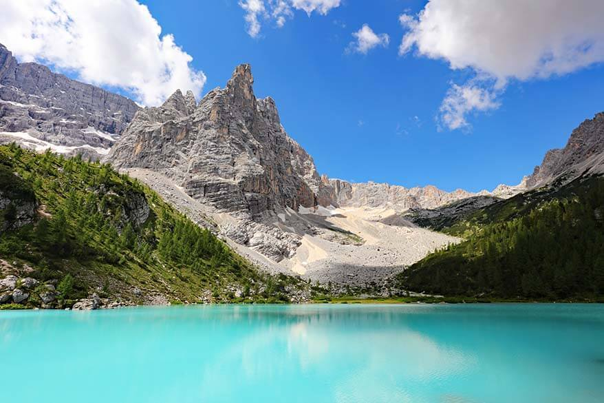 Lake Sorapis
