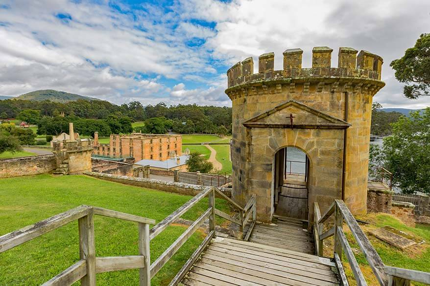 Port Arthur - one of the best day trips from Hobart