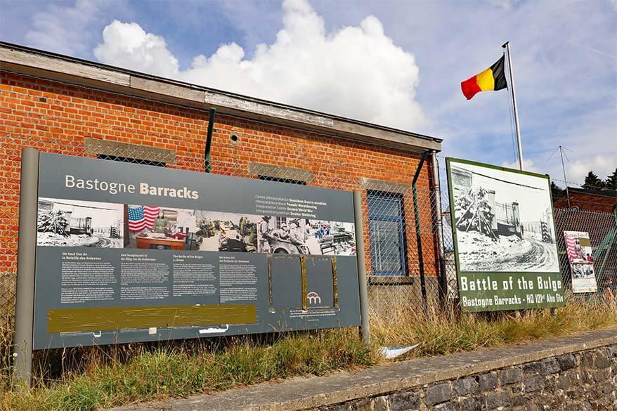 Bastogne Barracks - best things to do in Bastogne Belgium