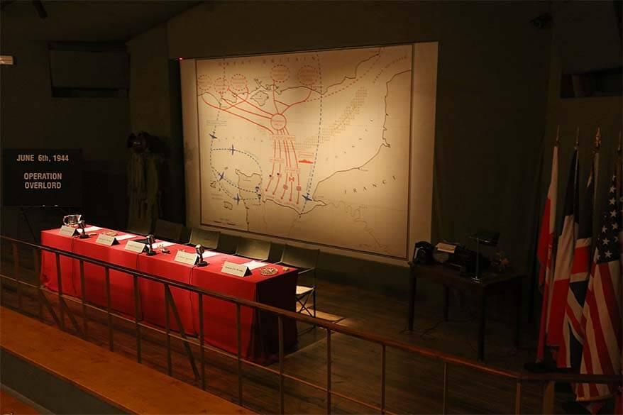 Bastogne War Museum visit