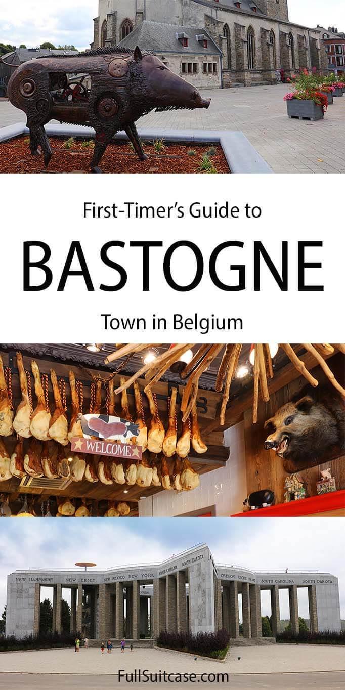 Bastogne travel guide