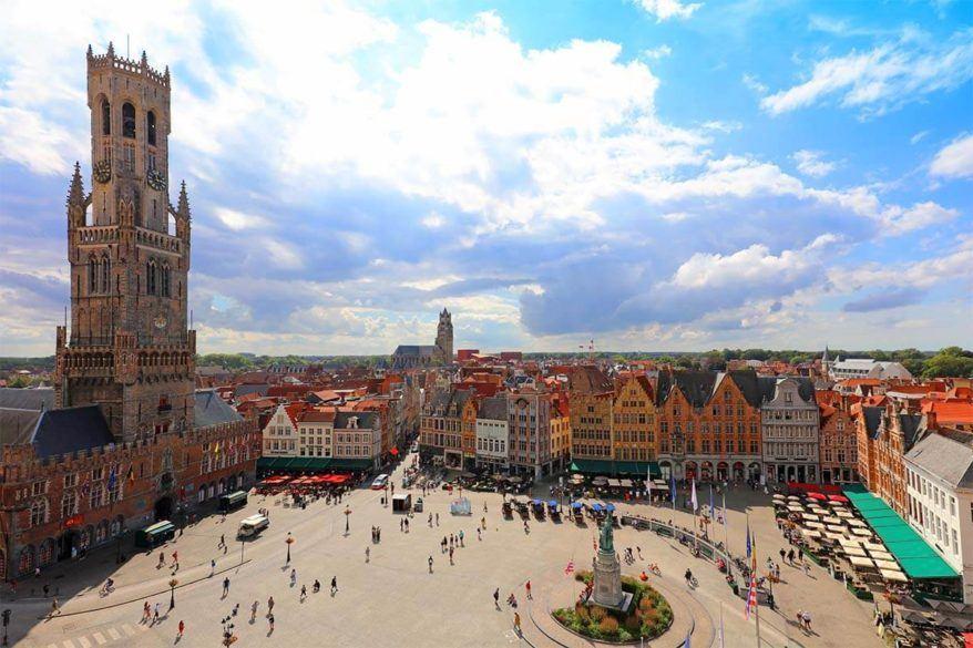 Belfry Tower of Bruges (Belfort Brugge)
