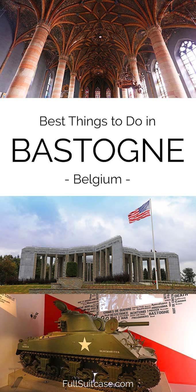 Best things to do in Bastogne, Belgium