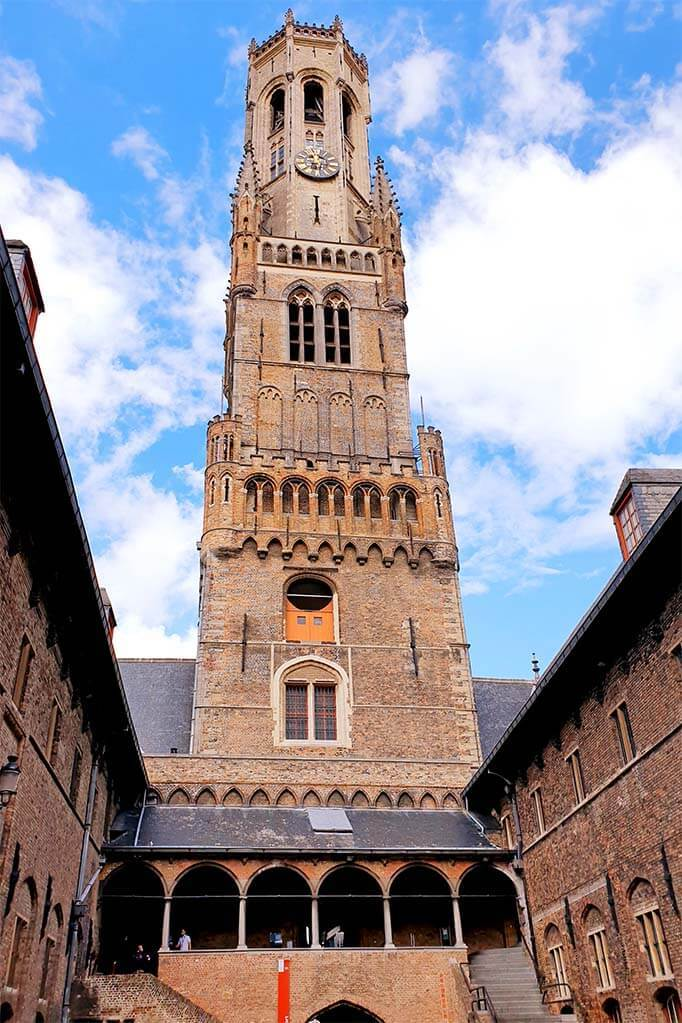 Bruges Belfry Tower (Belfort Brugge)