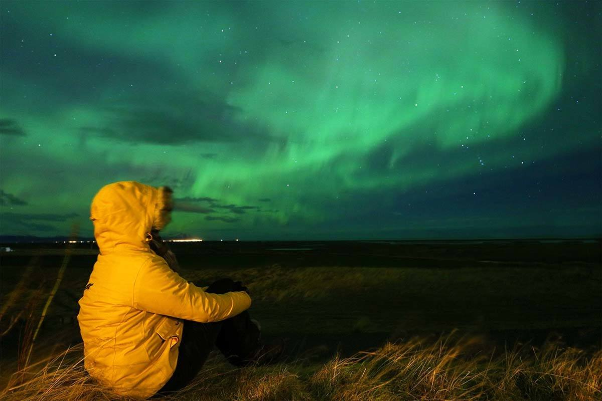 How to see and photograph Northern Lights in Iceland, Finland, Alaska or Canada. Practical tips and sample camera settings to help you capture auroras as a pro