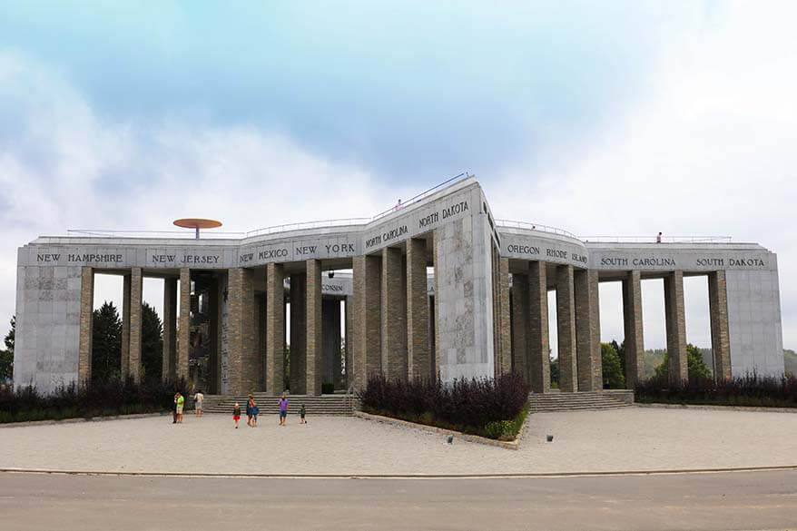 Best things to do in Bastogne - Mardasson Memorial