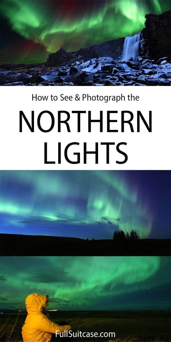 Northern Lights photography tips and camera settings