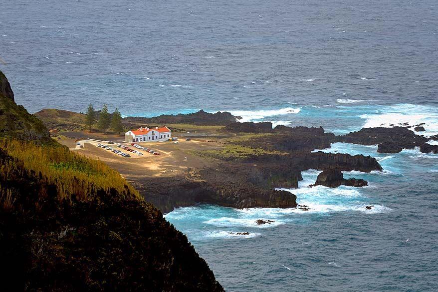 Ponta da Ferraria, Sao Miguel, the Azores