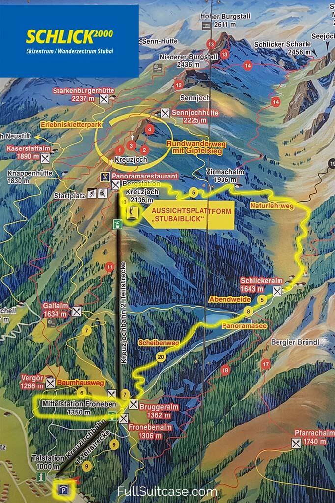 Schlick 2000 map summer