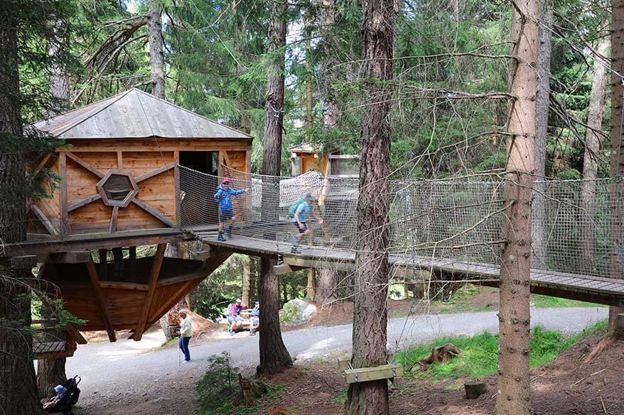 Stubai Tree House Trail Schlick 2000