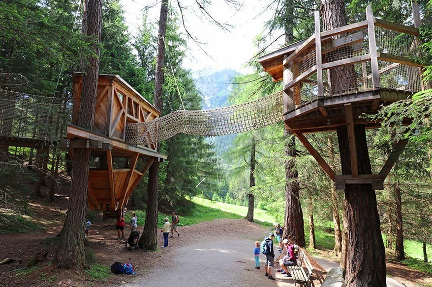 Stubai Tree House Trail at Schlick 2000