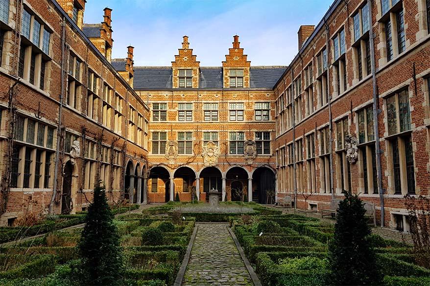 Things to do in Antwerp - museum Plantin-Moretus
